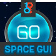 Space UI Asset - GraphicRiver Item for Sale