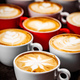 Latte art in different shapes - PhotoDune Item for Sale