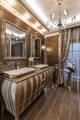 Bathroom with double sink - PhotoDune Item for Sale