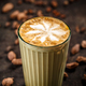 Oriental flavoured coffee latte - PhotoDune Item for Sale