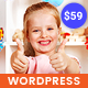 SuperOwly - Kids WordPress Theme - ThemeForest Item for Sale