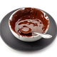 bowl of melted chocolate - PhotoDune Item for Sale