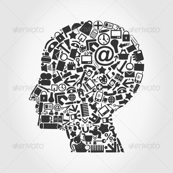 Head Office - Conceptual Vectors