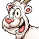 Happy Cartoon Goat - GraphicRiver Item for Sale