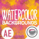 Watercolor Background Designer - VideoHive Item for Sale
