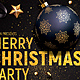 Classy Christmas Party Flyer - GraphicRiver Item for Sale