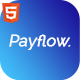 Free Download Payflow - Responsive Landing Page Template Nulled