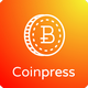 Free Download Coinpress - Cryptocurrency Pages for WordPress Nulled