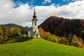 Sv. Marko chapel in Lower Danje, Slovenia - PhotoDune Item for Sale