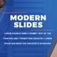Free Download Modern Slides Nulled