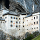 Famous Predjama castle in the mountain, build inside the rock, S - PhotoDune Item for Sale