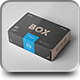 Free Download Carton Box Mock-up 235x160x70 Nulled