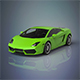 Lamborghini - 3DOcean Item for Sale
