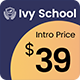 Free Download Ivy School – Education, University & School WordPress Theme Nulled