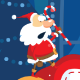 Christmas Logo Opener 7 - parking - VideoHive Item for Sale