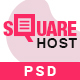 Free Download Hybrid Host - WebHosting PSD Templates Nulled