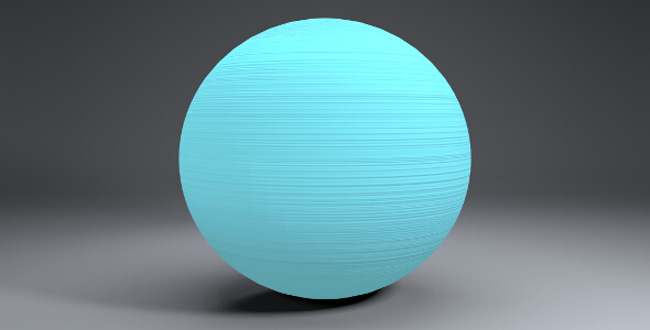 Uranus Globe - 3DOcean Item for Sale