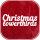 Free Download Christmas Lower Thirds Nulled