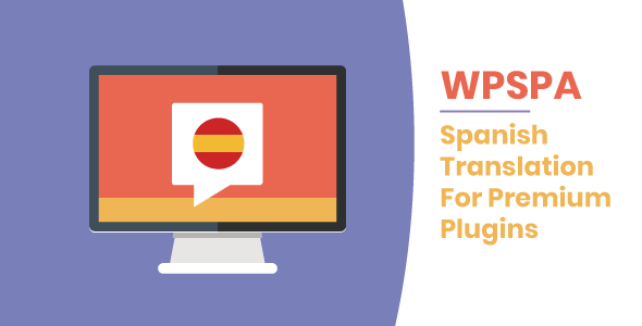 WordPress Translations for Premium Plugins - CodeCanyon Item for Sale