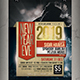 Free Download New Year Eve Flyer / Poster Nulled