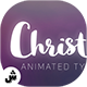 Christmas- Animated Typeface - VideoHive Item for Sale