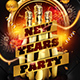 New Years Eve Flyer Template Vol.3 - GraphicRiver Item for Sale