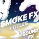 Free Download Hand Drawn Smoke Elements Transitions And Titles Nulled