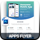 Smart Phone Apps Flyer - GraphicRiver Item for Sale