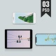 Free Download Landscape Multi Devices Mockup Nulled