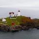 Cape Neddick Lighthouse Nubble Island Rock in York Maine - PhotoDune Item for Sale