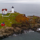 Cape Neddick Lighthouse Nubble Island Rock in York Maine - PhotoDune Item for Sale