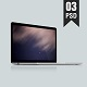 Free Download MacBook Retina Mockup Nulled