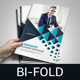 Free Download Corporate Bi-Fold Brochure Design Nulled