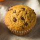 Sweet Homemade Chocolate Pumpkin Muffins - PhotoDune Item for Sale