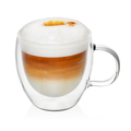 Cup of cappuccino on white - PhotoDune Item for Sale