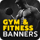 Gym365 - GYM & Fitness Animated HTML5 Banners (GWD) - CodeCanyon Item for Sale