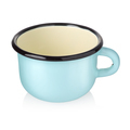 Enamel cup isolated - PhotoDune Item for Sale