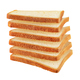 Toasted bread isolated - PhotoDune Item for Sale