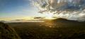 High angle panoramic view of Nechisar National Park and Abaya La - PhotoDune Item for Sale
