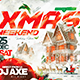 Free Download Xmas Flyer Template Nulled