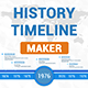 History Timeline Maker - VideoHive Item for Sale