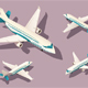 Airplane for Transportation - GraphicRiver Item for Sale
