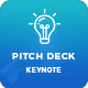 Bundle 2 in 1 Professional Pitch Deck Keynote Template 2019 - GraphicRiver Item for Sale