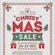 Free Download Christmas Sale Flyer Nulled