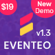 Eventeo - Event & Conference WordPress Theme - ThemeForest Item for Sale