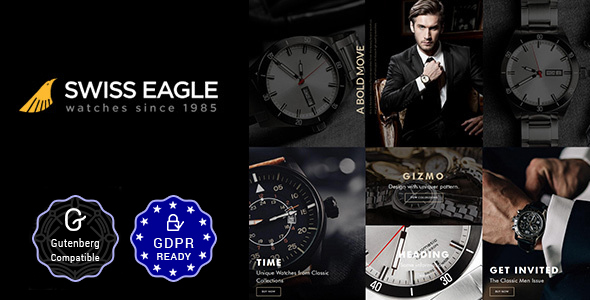 Swiss Eagle - WooCommerce Shop - Retail WordPress
