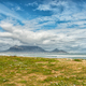 Table Mountain as seen across Table Bay from Dolphin Beach - PhotoDune Item for Sale