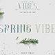 [Spring Vibes] SpringVibe Serif Font - GraphicRiver Item for Sale
