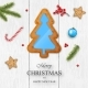 Christmas Vector on White Wooden Background - GraphicRiver Item for Sale