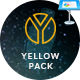 Free Download Yellow Pack Keynote Presentation Template Nulled
